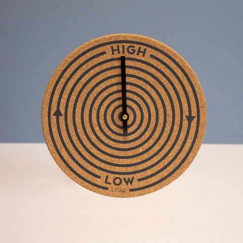 Cork Tide Clock | Orbit