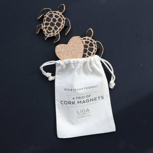 Ocean 2 Magnets In A Bag