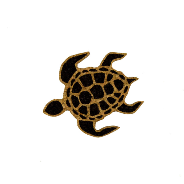 LIGA Sustainable Eco Cork Turtle Magnet