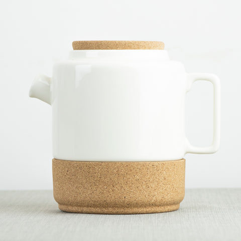 Tea Pot | Cream
