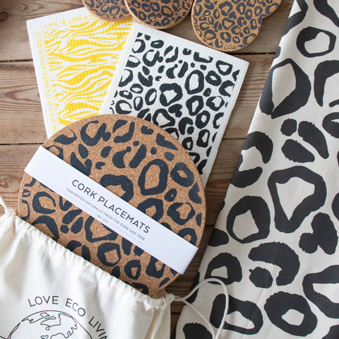 Leopard Print Collection Gift Set
