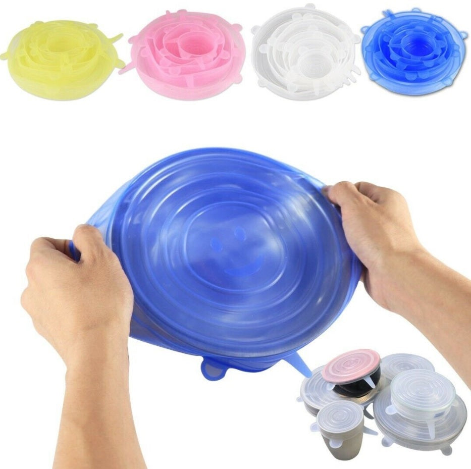 Silicone Dish Covers
