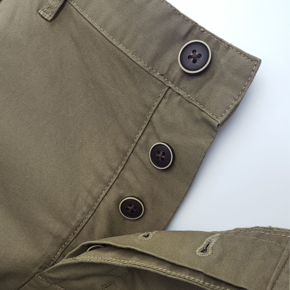 Porter Chino Shorts - Blu Apparel