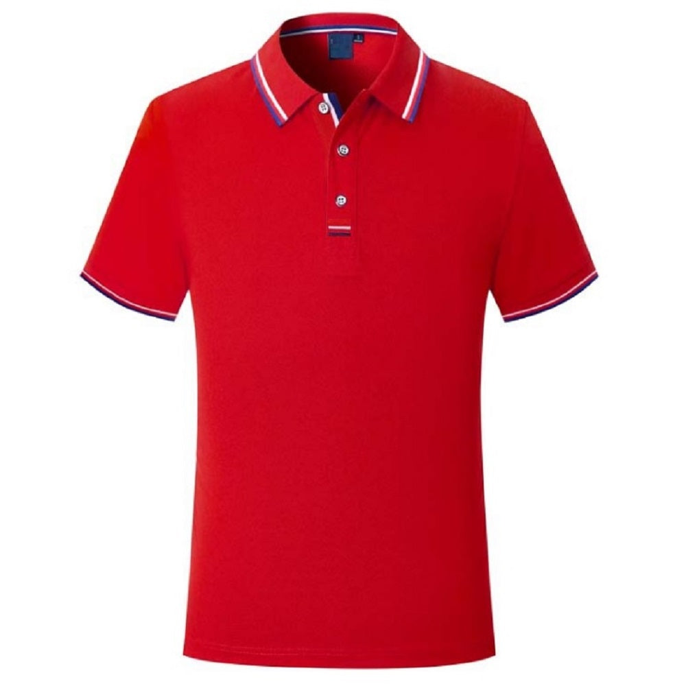 Realm Tipped Polo T-Shirt