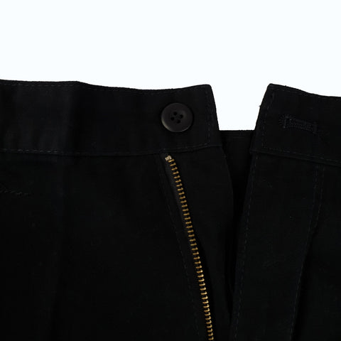 Preston Cargo Shorts - Black