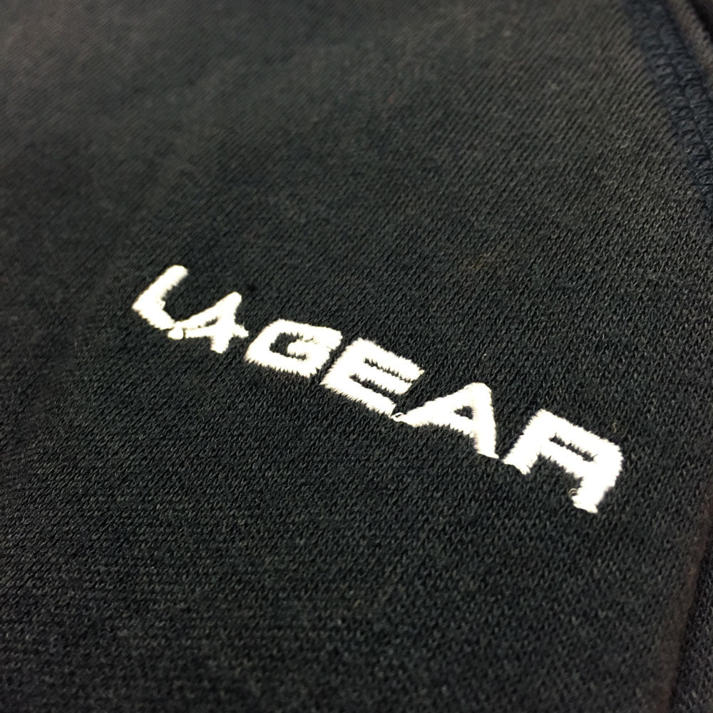 LA Gear Jogging Bottoms - Black - Blu Apparel