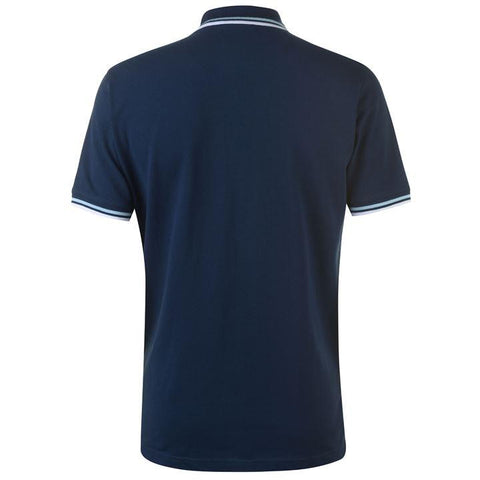 Pierre Cardin Tipped Polo - Navy