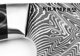 "Kramer by Zwilling Euro Stainless Damascus Chef's Knife 10""- 34891-263"