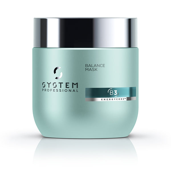 System Professional Balance Mask B3 200ml - Ellen Conlin Hair and Beauty in Glasgow's West End, Hyndland and Giffnock - 1