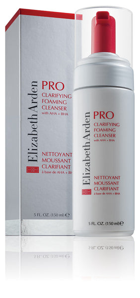 Elizabeth Arden Pro - Clarifying Foam Cleanser - Ellen Conlin Hair and Beauty in Glasgow's West End, Hyndland and Giffnock