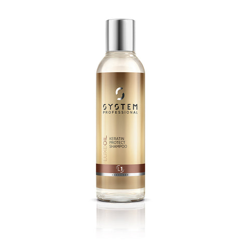 System Professional Luxe Oil Keratin Protect Shampoo L1 200ml