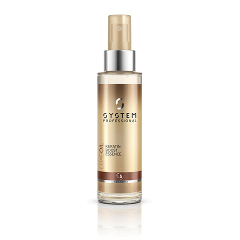 System Professional Luxe Oil Keratin Boost Essence L5 100ml
