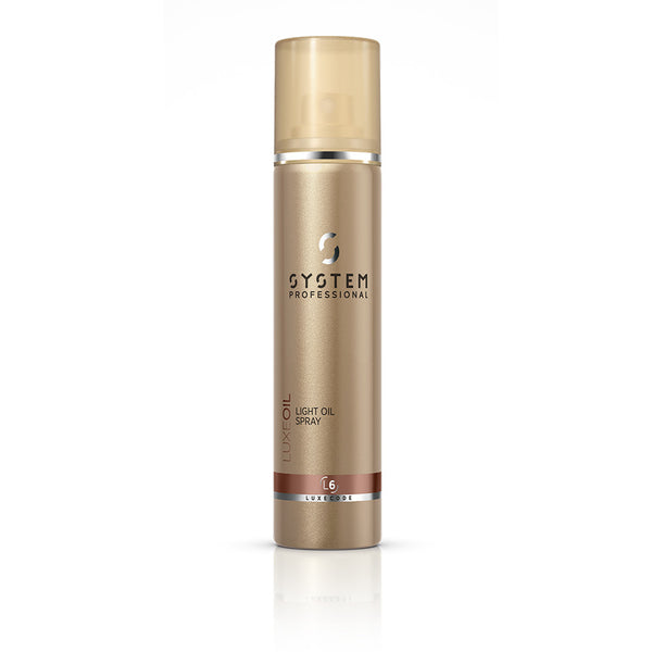 System Professional Luxe Oil Keratin Protection Spray L6 75ml - Ellen Conlin Hair and Beauty in Glasgow's West End, Hyndland and Giffnock