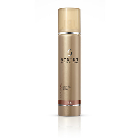 System Professional Luxe Oil Keratin Protection Spray L6 75ml