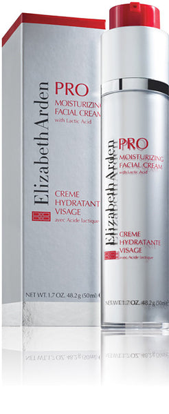 Elizabeth Arden Pro - Moisturising Facial Cream - Ellen Conlin Hair and Beauty in Glasgow's West End, Hyndland and Giffnock