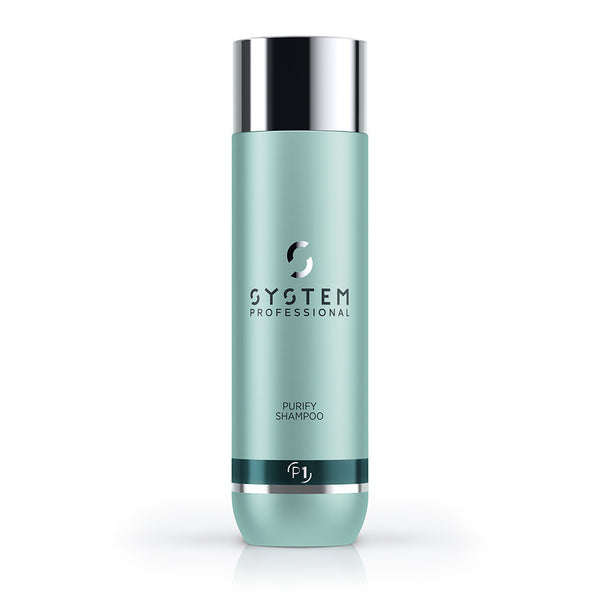 System Professional Purify Shampoo P1 250ml - Ellen Conlin Hair and Beauty in Glasgow's West End, Hyndland and Giffnock - 1