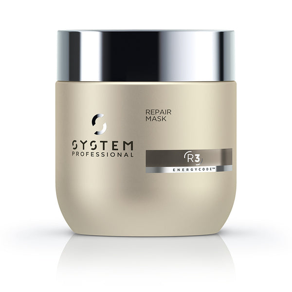 System Professional Repair Mask R3 200ml - Ellen Conlin Hair and Beauty in Glasgow's West End, Hyndland and Giffnock - 1
