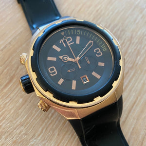 NIXON The Steelcat Rosé Gold
