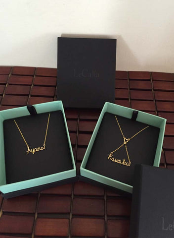 Personalized Jewelry LeCalla