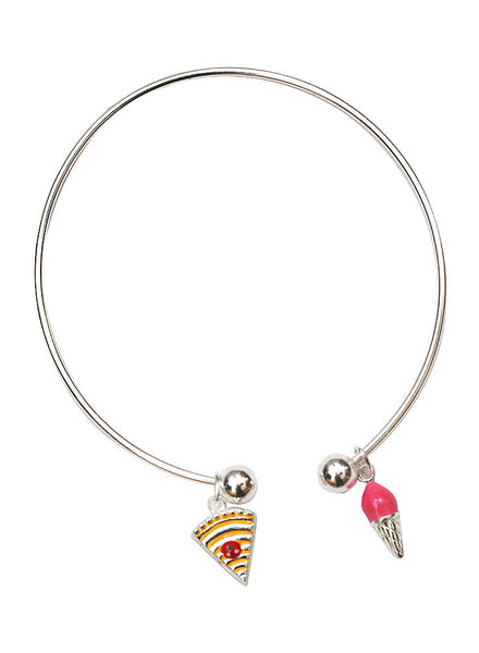 Foodie Charm Bangle