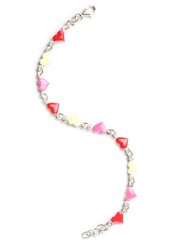 Hearty Hearts Kids Bracelet