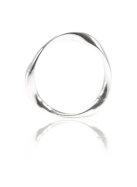 Twisty Band Elan Ring