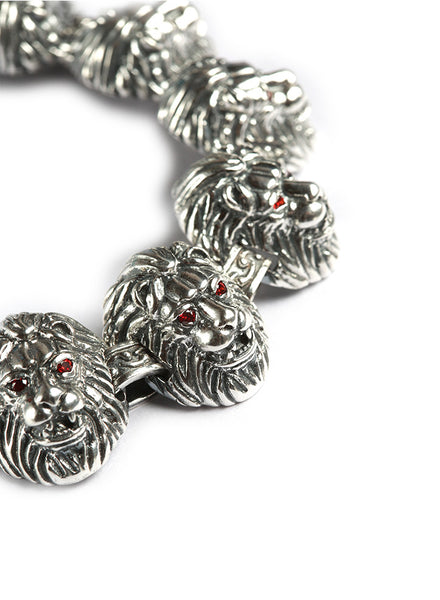 Fierce Lion Men's Bracelet