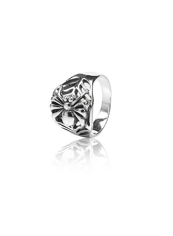 Spider Web Ring - Sterling Silver - LeCalla