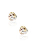 Shades of Love Stud Earring - Sterling Silver - LeCalla