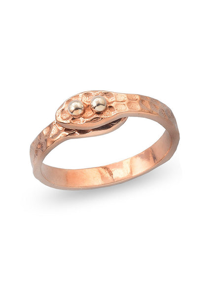 Self-Assured Men's Ring - Designer Men's Jewelry - LeCalla