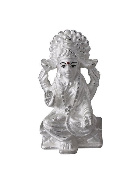 LeCalla Lakshmi Ji Religious God Idol - Online India - Pure Silver Gifting