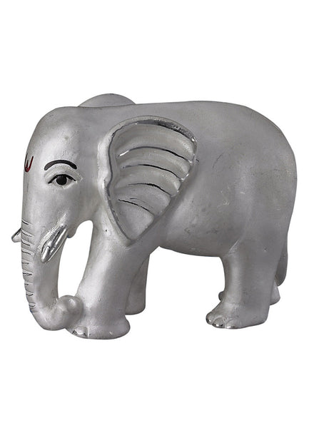 LeCalla's Elephant Religious Idol for Gifting - Online India - Pure Silver