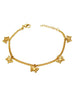 Classy Butterfly Charm String Bracelet - Trendy Fashion - LeCalla Online India