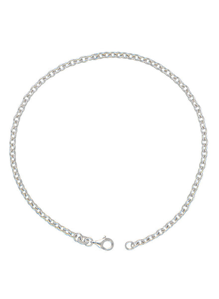 Basic Charm Links Chain Trendy Fashion Anklet