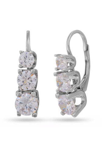 LeCalla Classic Drop and Dangler Earrings