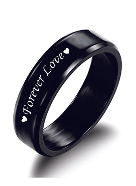Forever Love Band Ring