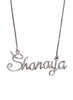Customized Necklace for Girls - Gifting Ideas - LeCalla - Sterling Silver