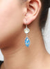 Natural Dreamy Dangler Earring