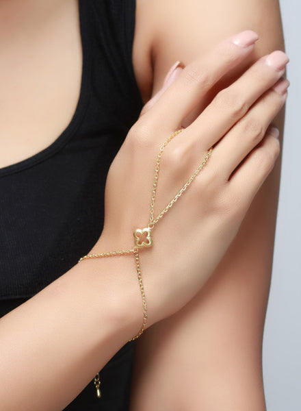 Alhambra Hand Harness - Brass - LeCalla