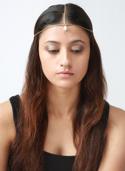 Single Pearl Magic Head Chain - Trending Jewelry - LeCalla