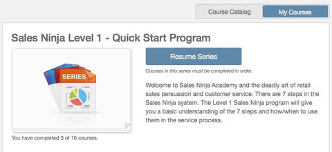 Retail Customer Service and Sales Training Program
