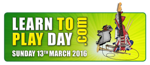 Learn to Play Day 2016