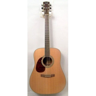 Cort Earth 200 Left Handed Acoustic Guitar