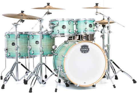 Mapex Armory 6 Piece Kit Shell Pack (Hardware not included)