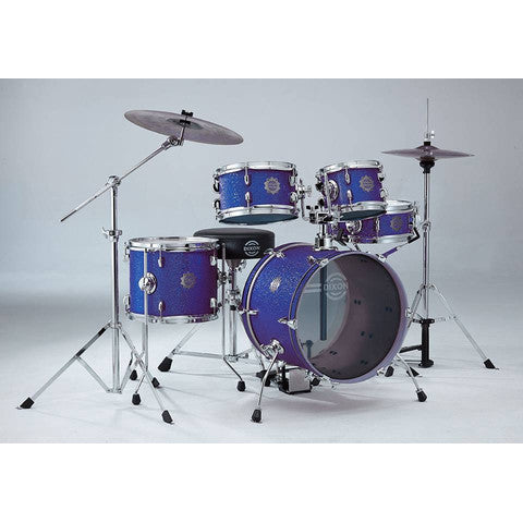 Dixon Jet Set Plus compact drum kit