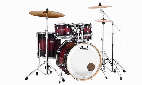 Pearl Decade Maple 5 piece kit including hardware