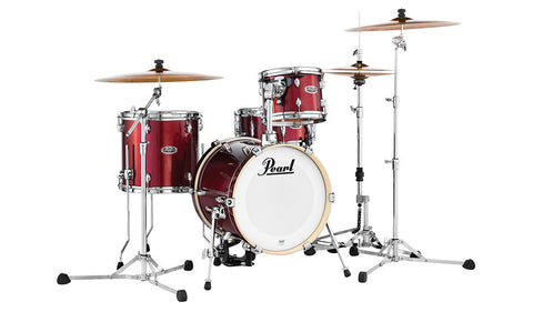 Pearl Midtown travel 4 piece kit