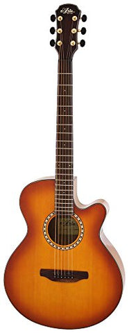 Aria TG-1 Tigerwood Cutaway Acoustic Guitar