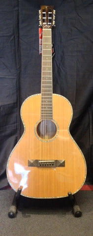 Tanglewood Sundance Parlour Electro-Acoustic Guitar TW73 E Natural Gloss