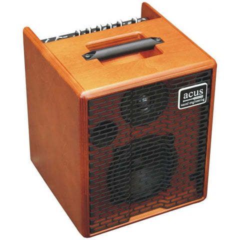 Acus One 5 50w Acoustic Amplifier - Wood
